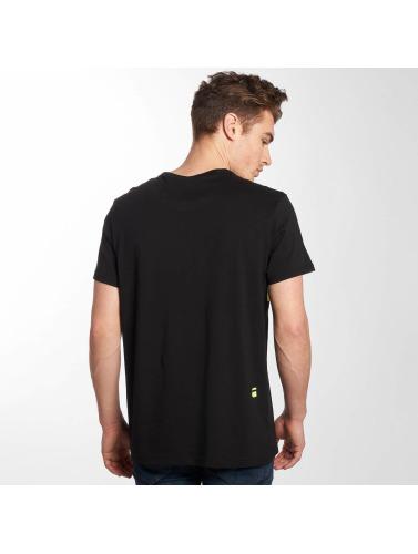 G-Star Herren T-Shirt Vilsi Compact in schwarz