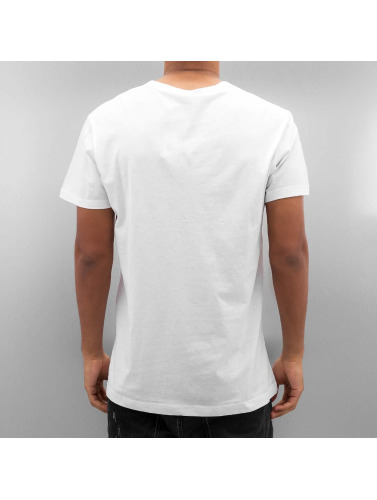 G-Star Herren T-Shirt Crostan in weiß