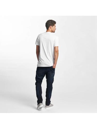 G-Star Herren T-Shirt Tolban Compact Jersey in weiß
