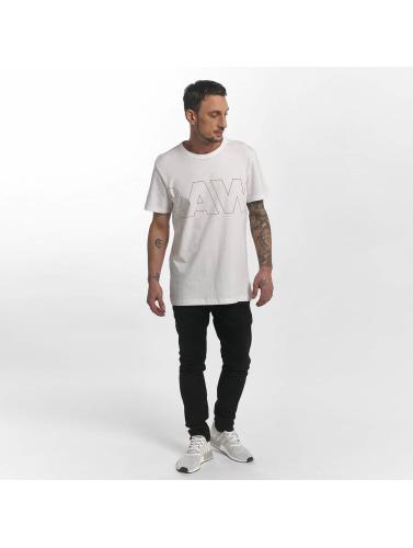 G-Star Herren T-Shirt RC Compact Jersey Kremen in weiß
