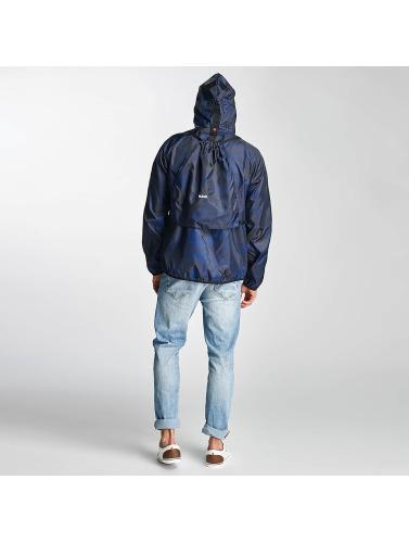 G-Star Herren Übergangsjacke Strett Hdd Gymbag Myrow in blau