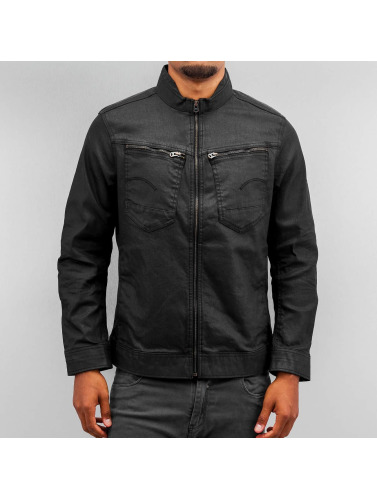 G-Star Herren Übergangsjacke Arc Zip Deconstructed 3D in schwarz