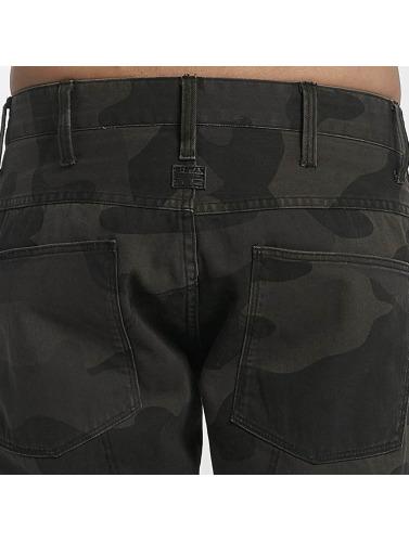 G-Star Hombres Vaqueros anchos 5620 3D Inza Denim NAC in camuflaje