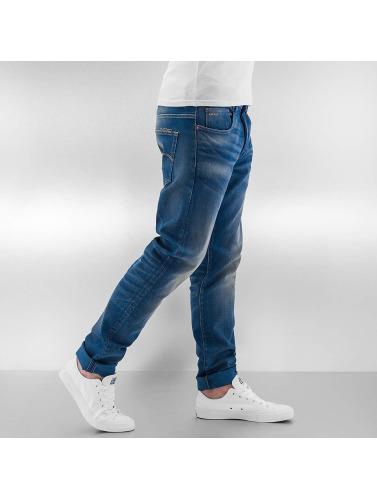 G-Star Hombres Vaqueros pitillos 3301 Slim in azul