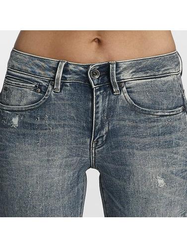 gratis frakt Kjøp G-stjerners Midge Kvinners Skinny Jeans Glidelås I Blått gratis frakt billig lav pris online rabatt fasjonable rabatt autentisk online GvAHjYU