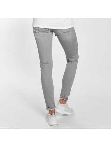 G-Star Mujeres Vaqueros pitillos Lynn Mid Tricia Superstretch in gris