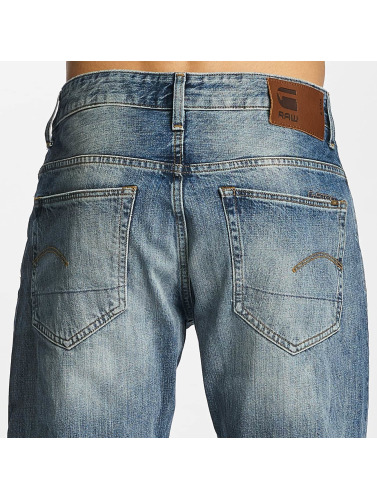 G-Star Hombres Vaqueros rectos 3301 Higa Tapered Denim in azul