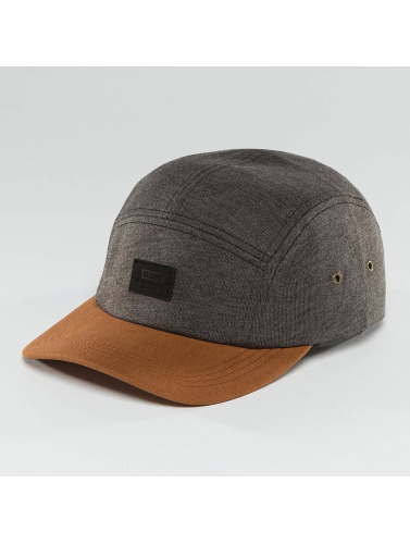 Globe 5 Panel Caps Dunes in grau