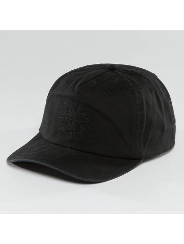 Globe Snapback Cap Myles in schwarz