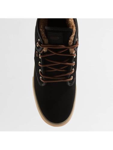 Globe Herren Sneaker Motley Mid in schwarz
