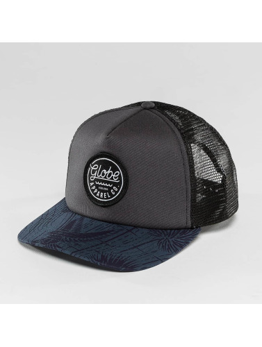 Globe Trucker Cap Expedition in blau