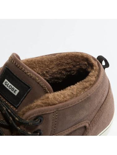 Globe Hombres Zapatillas de deporte Motley in marrón
