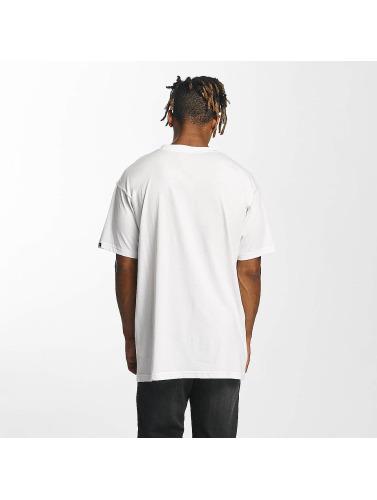 Grimey Wear Hombres Camiseta Heritage in blanco
