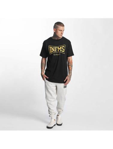 Grimey Slitasje Hombres Camiseta Gatekeeper I Neger amazon online utløp rask levering salg offisielle rabatt rask levering 9mu6m