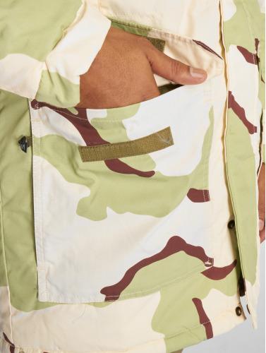 Grimey Wear Hombres Chaqueta de invierno Pamir Peaks Camo in camuflaje