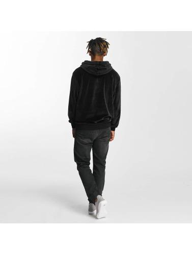 Grimey Wear Herren Hoody Natural Velour in schwarz