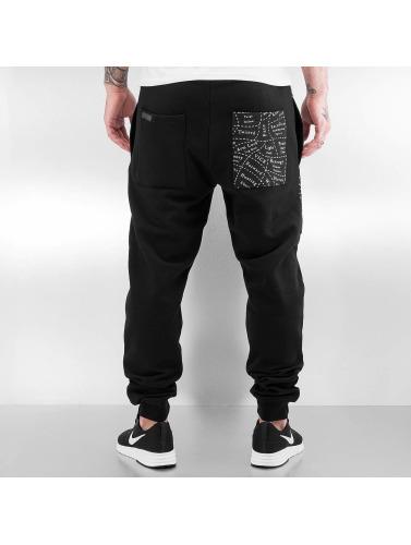 Grimey Wear Herren Jogginghose Grimeology in schwarz