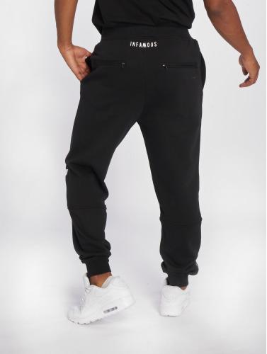 Grimey Wear Herren Jogginghose Infamous Heritage in schwarz
