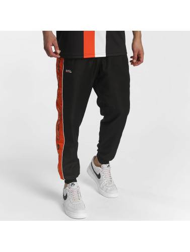 Grimey Wear Herren Jogginghose X 187 Vandal Sport in schwarz