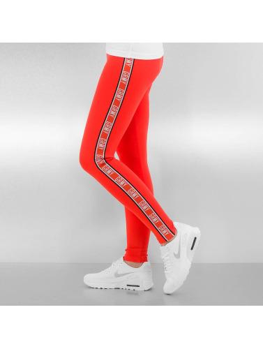 Grimey Wear Damen Legging The Heat in rot