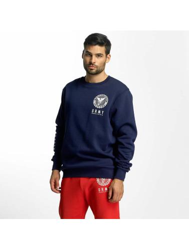 Grimey Wear Herren Pullover Core in blau