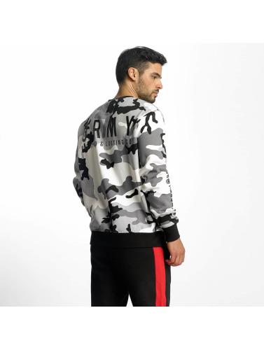 Grimey Wear Herren Pullover Core in camouflage
