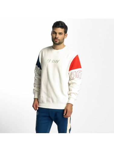 Grimey Wear Herren Pullover The Lucy Pearl in weiß