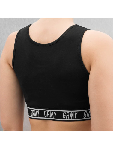 Grimey Wear Mujeres Ropa interior The Heat in negro