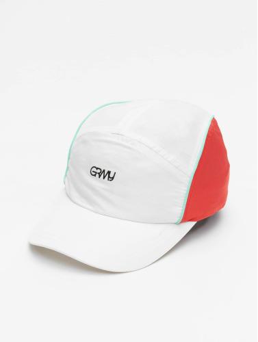 Grimey Wear Snapback Cap Mangusta V8 in rot