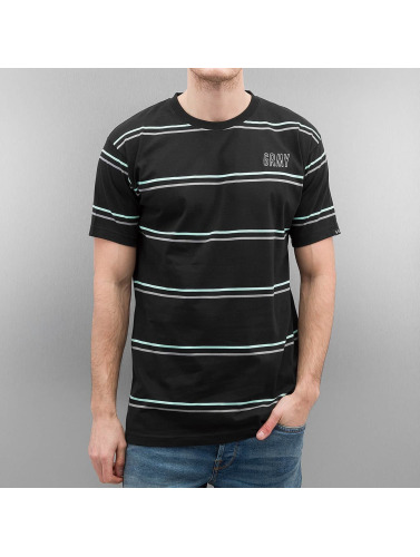 Grimey Wear Herren T-Shirt Rock Creek in schwarz