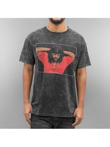 Grimey Wear Herren T-Shirt Infamous Rick in schwarz