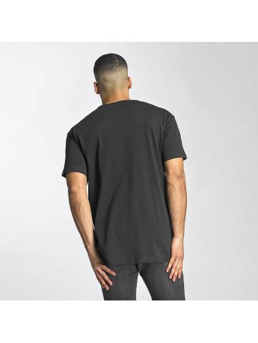 Grimey Porter T-shirt Herren Rick James Dans Schwarz