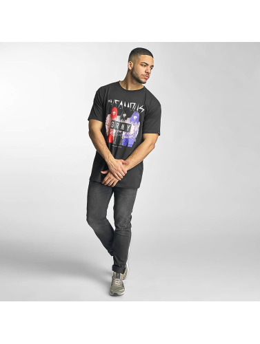 Grimey Wear Herren T-Shirt Rick James in schwarz