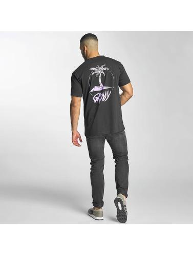 Grimey Wear Herren T-Shirt Pina Colada in schwarz