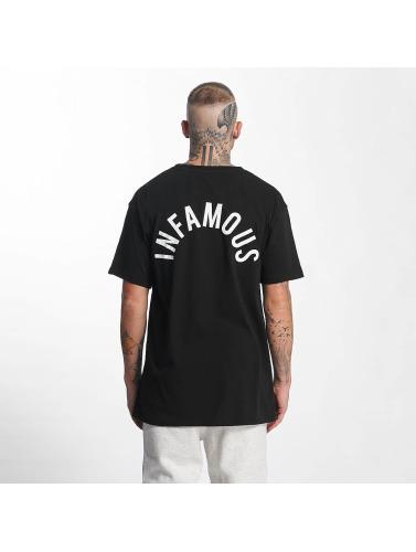 Grimey Wear Herren T-Shirt Overcome Gravity in schwarz Rabatt Schnelle Lieferung zfDSvI