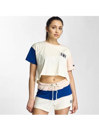 Verkauf Heißen Verkauf Online Speichern Grimey Wear Damen T-Shirt Wear Walk On By in weiß Günstig Kaufen Fabrikverkauf Auslass Größte Lieferant 2018 Unisex Günstig Online cQbIOllSmn