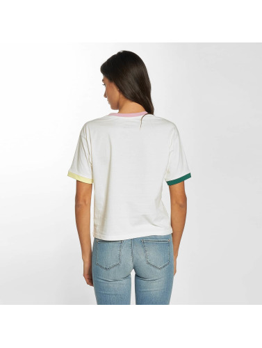 Grimey Wear Damen T-Shirt Jade Lotus in weiß