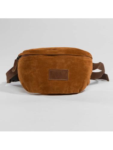 Grimey Wear Tasche Natural Suede in braun