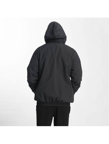 Grimey Wear Herren Übergangsjacke The Lucy Pearl Raincoat in schwarz