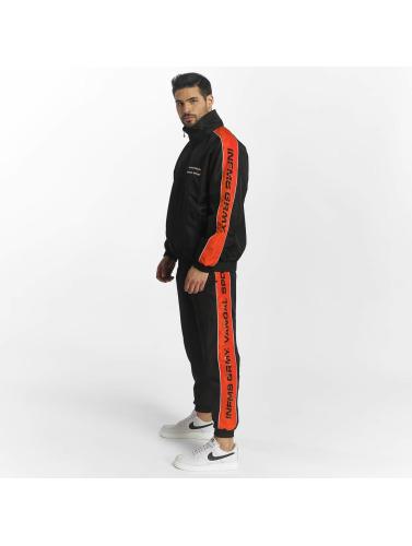 Grimey Wear Herren Übergangsjacke X 187 Vandal Sport in schwarz
