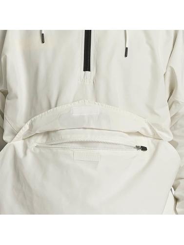 Grimey Wear Herren Übergangsjacke Mangusta V8 Pull Over in weiß