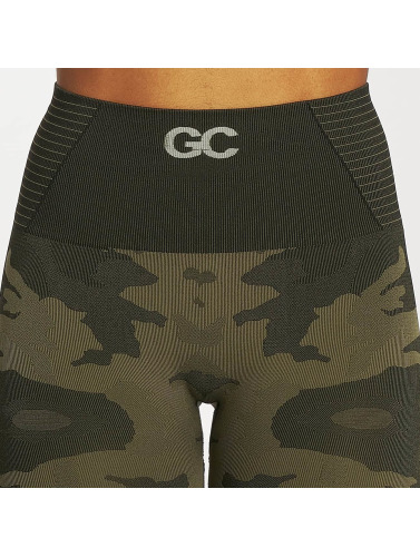 GymCodes Damen Legging Flex High-Waist in camouflage