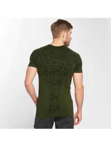 GymCodes Herren T-Shirt Performance in camouflage