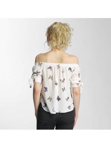 Hailys Damen Bluse Polly in weiß Neue Version Bester Preis d39jg