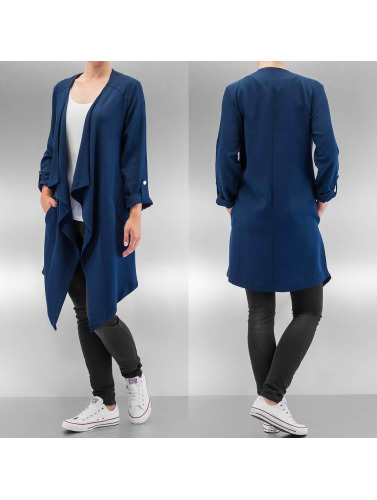 Hailys Damen Mantel Selena Pop in blau Niedrigen Preis Versandkosten Für Günstigen Preis K9gOHH