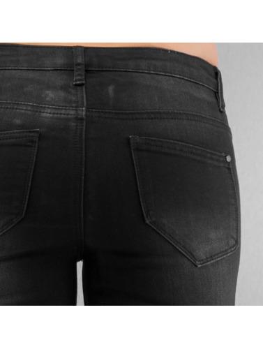 Hailys Damen Skinny Jeans Chiara in schwarz