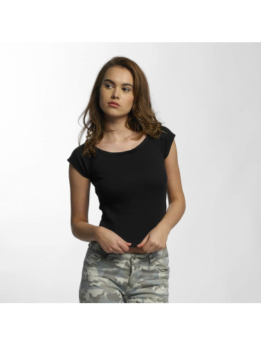 Hailys Damen T-Shirt Carlita in schwarz