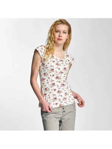Hailys Damen T-Shirt Melanie in weiß