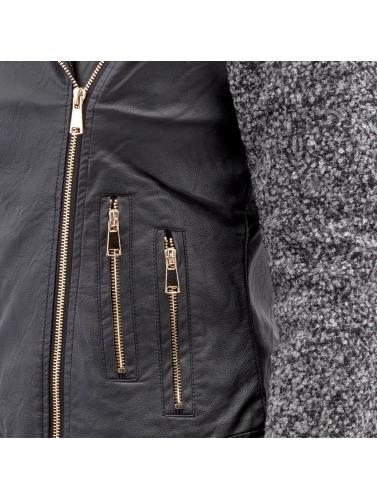 Hailys Damen Übergangsjacke Ceclilia Pop in schwarz