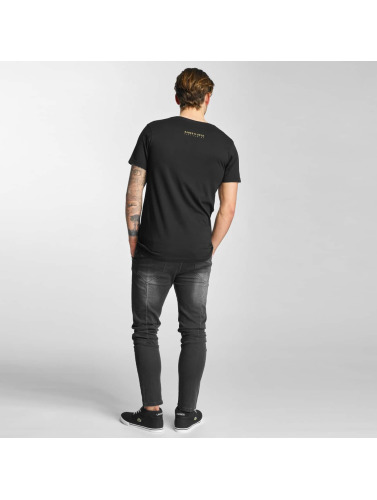 Hands of Gold Hombres Camiseta Chillin in negro
